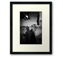'Sleepwalker'  Framed Print