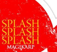 House Magikarp Sticker