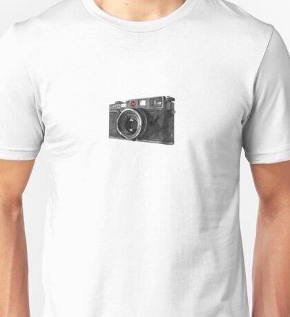 Leica M6 Camera Sketch Unisex T-Shirt