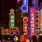 Chine 中国 - Shanghaï 上海 by Thierry Beauvir
