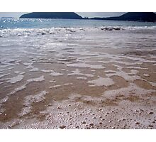 Bubbles in the Water Photographic Print