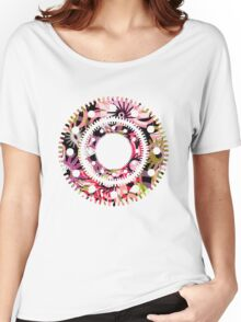 PATTERN-4 [extraordinary] Women's Relaxed Fit T-Shirt