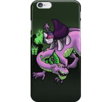 Twilight and Spike iPhone Case/Skin