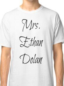 Mrs. Ethan Dolan Classic T-Shirt