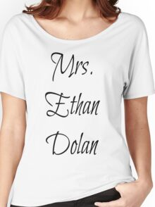 Mrs. Ethan Dolan Women's Relaxed Fit T-Shirt