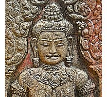 Angkor Silence Photographic Print
