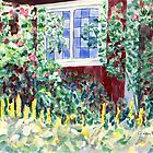 Idyllic Swedish Garden Impression by Caroline  Lembke