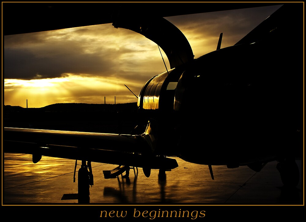 new beginnings by Leon Homan