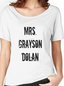 Mrs. Grayson Dolan Women's Relaxed Fit T-Shirt