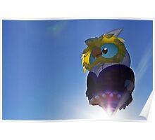 Hot Air Balloon II Poster