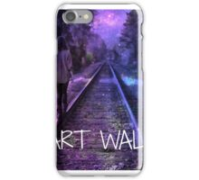 "A Train Called ""Life"" iPhone Case/Skin"