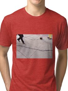 Caught On Tape Tri-blend T-Shirt