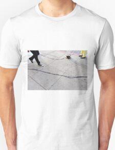 Caught On Tape Unisex T-Shirt