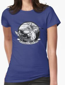 Manderly's Meat Pies. The North Remembers. Womens Fitted T-Shirt