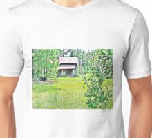 House in the Thicket Unisex T-Shirt