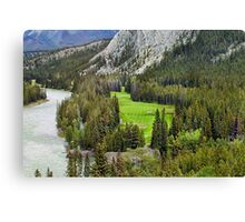 Banff Abbey Springs GC Canvas Print