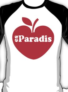 A Casual Classic iconic Es Paradis inspired t-shirt design T-Shirt