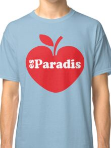 A Casual Classic iconic Es Paradis inspired t-shirt design Classic T-Shirt