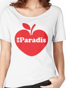 A Casual Classic iconic Es Paradis inspired t-shirt design Women's Relaxed Fit T-Shirt