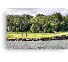 Moon Palace Golf Course, Cancun  Canvas Print