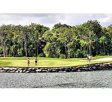 Moon Palace Golf Course, Cancun  Photographic Print