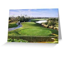 Moon Palace Golf Course, Cancun 2 Greeting Card