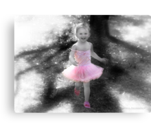 """""""Pretty In Pink"""" - Live With A Purpose! Canvas Print"""