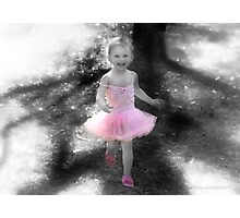 """Pretty In Pink"" - Live With A Purpose! Photographic Print"