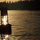A Lazy Sunset by Gary Lee Parker