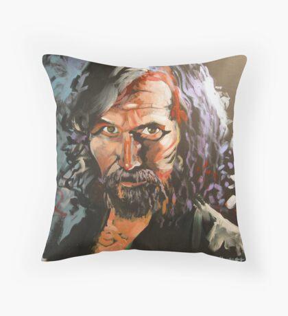 Sirius Black Throw Pillow