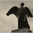 Angel of Copenhagen by Dirk Pagel