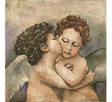 Il Bacio (after Raphael) Photographic Print
