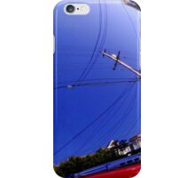 The Fish-Eye Sky, Grounded iPhone Case/Skin