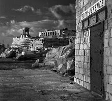 1939 Boom Defence Malta Valletta Malta by Edwin  Catania