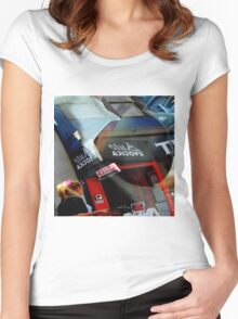Auto Erotica - Help Wanted Women's Fitted Scoop T-Shirt