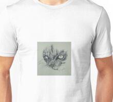 Mirror Cat Eyes Unisex T-Shirt
