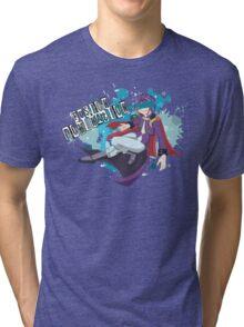 Fusion Domination  Tri-blend T-Shirt
