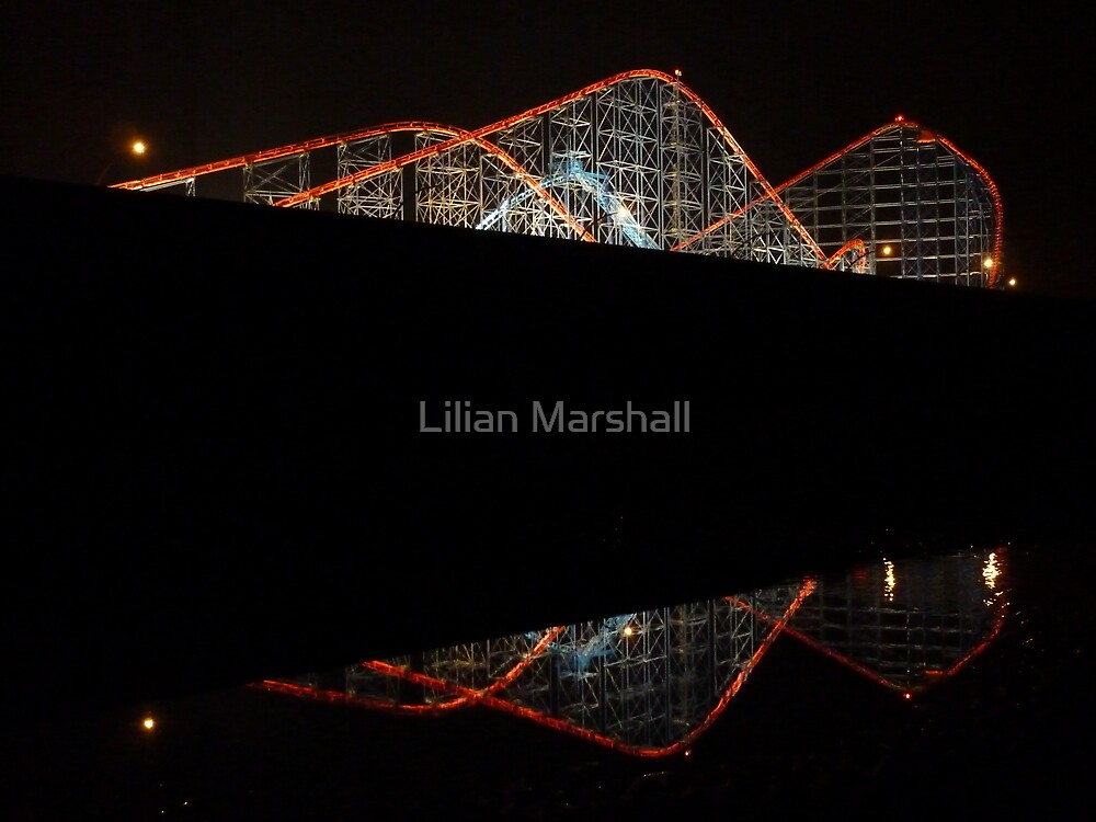 THE BIG ONE  by Lilian Marshall