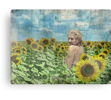 Gone to the Other Side Canvas Print