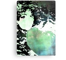 LADY-SILEX-4 Metal Print