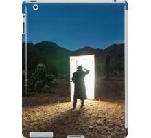 There are other worlds than these. iPad Case/Skin