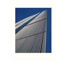 Skyscraper composition, London Art Print