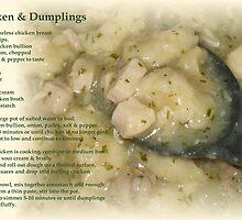Chicken & Dumplings by Stephen Thomas