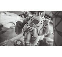 a weird little toy Photographic Print