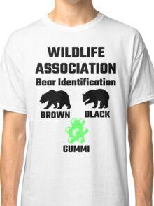 Wildlife Association Bear Identification Classic T-Shirt