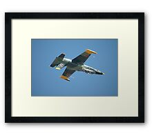 Albatross Inverted @ Williamtown Airshow 2010 Framed Print