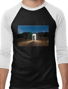 There are other worlds than these. Men's Baseball ¾ T-Shirt