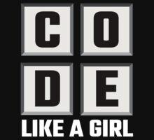 Code Like A Girl by evahhamilton