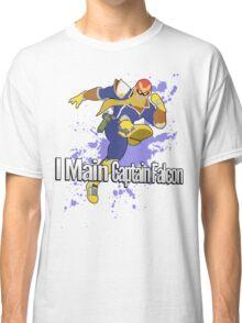 I Main Captain Falcon - Super Smash Bros. Classic T-Shirt