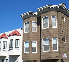 Houses in San Francisco by daffodil